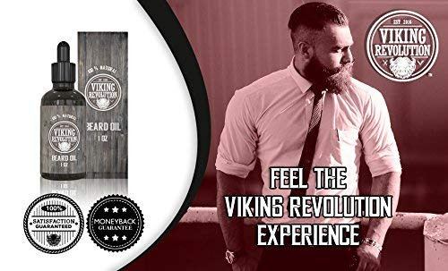 Viking Revolution: The Beard Oil You Should Own
