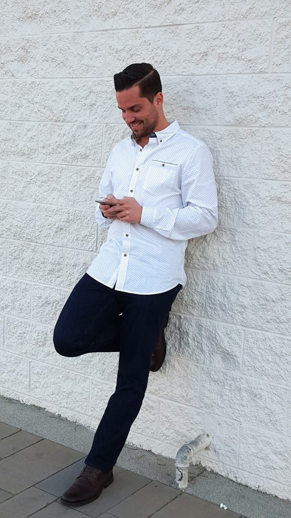 Men's Style Tips: Men Are Looking To Space For Style Tips