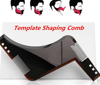 Beard Shaping Tool Can Help You To Get The Perfect Beards