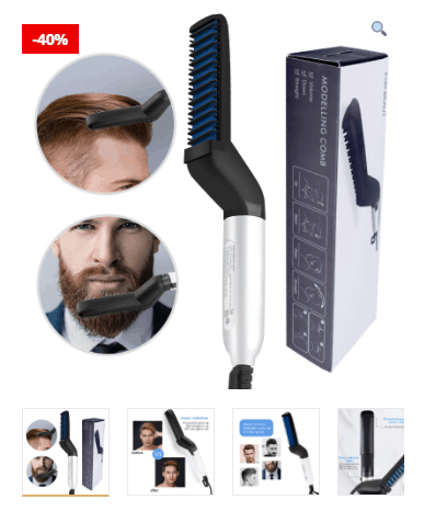 Top Ten Products For Men To Groom Their Beard