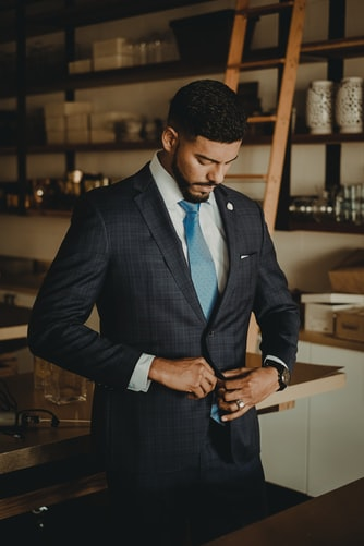 Men's Style Guide For Transformation