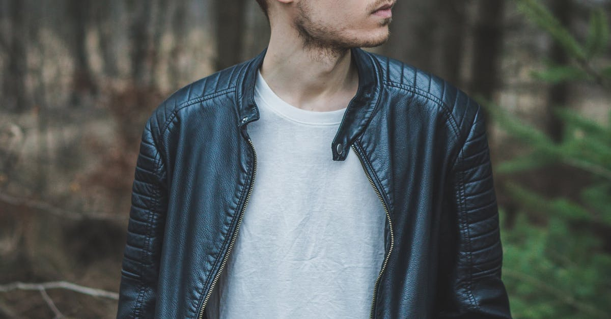 mens leather jackets style